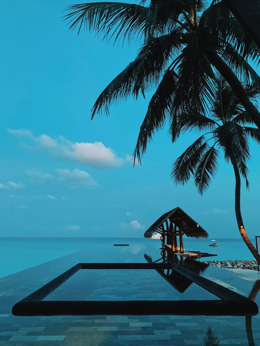 One and Only hotel Maldives