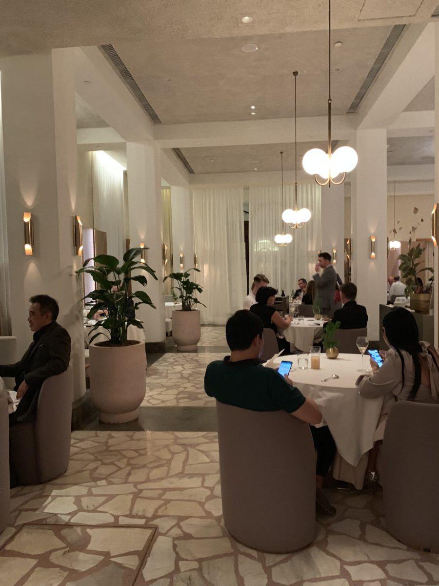 Restaurante Odette Cingapura
