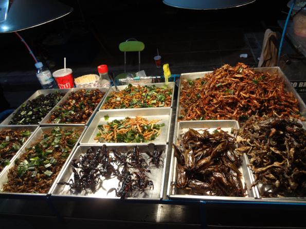 9 bangkok baratas na khao san road