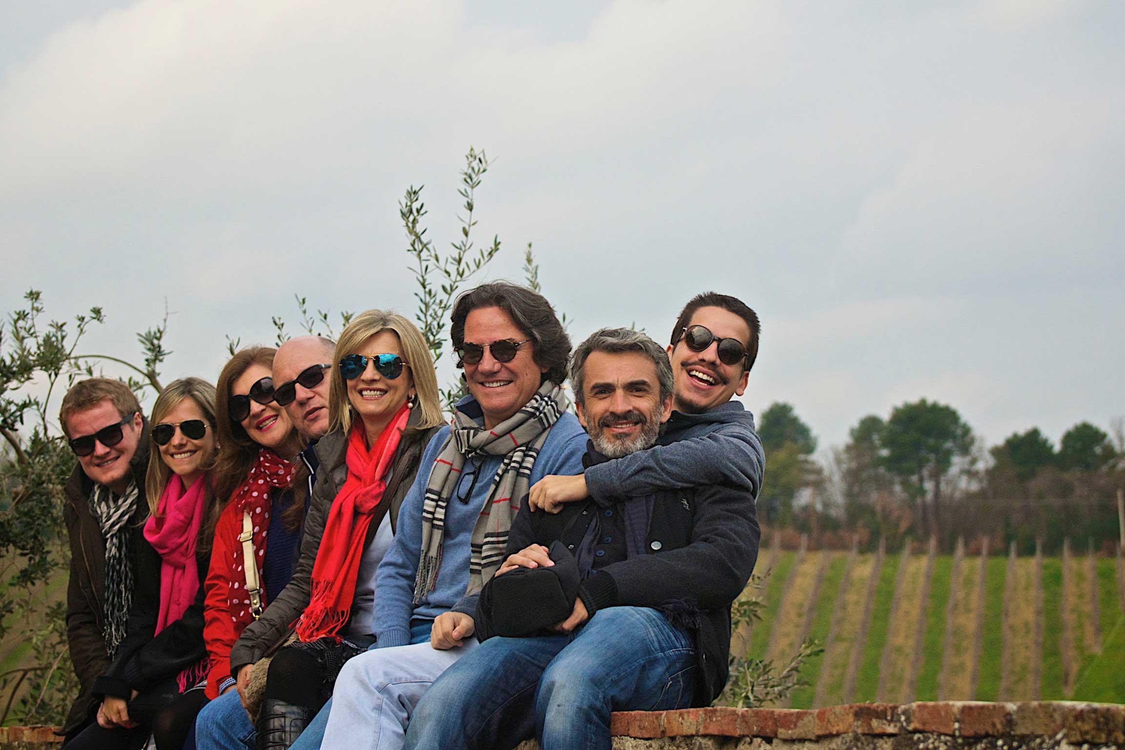 Famiglia-na-Toscana