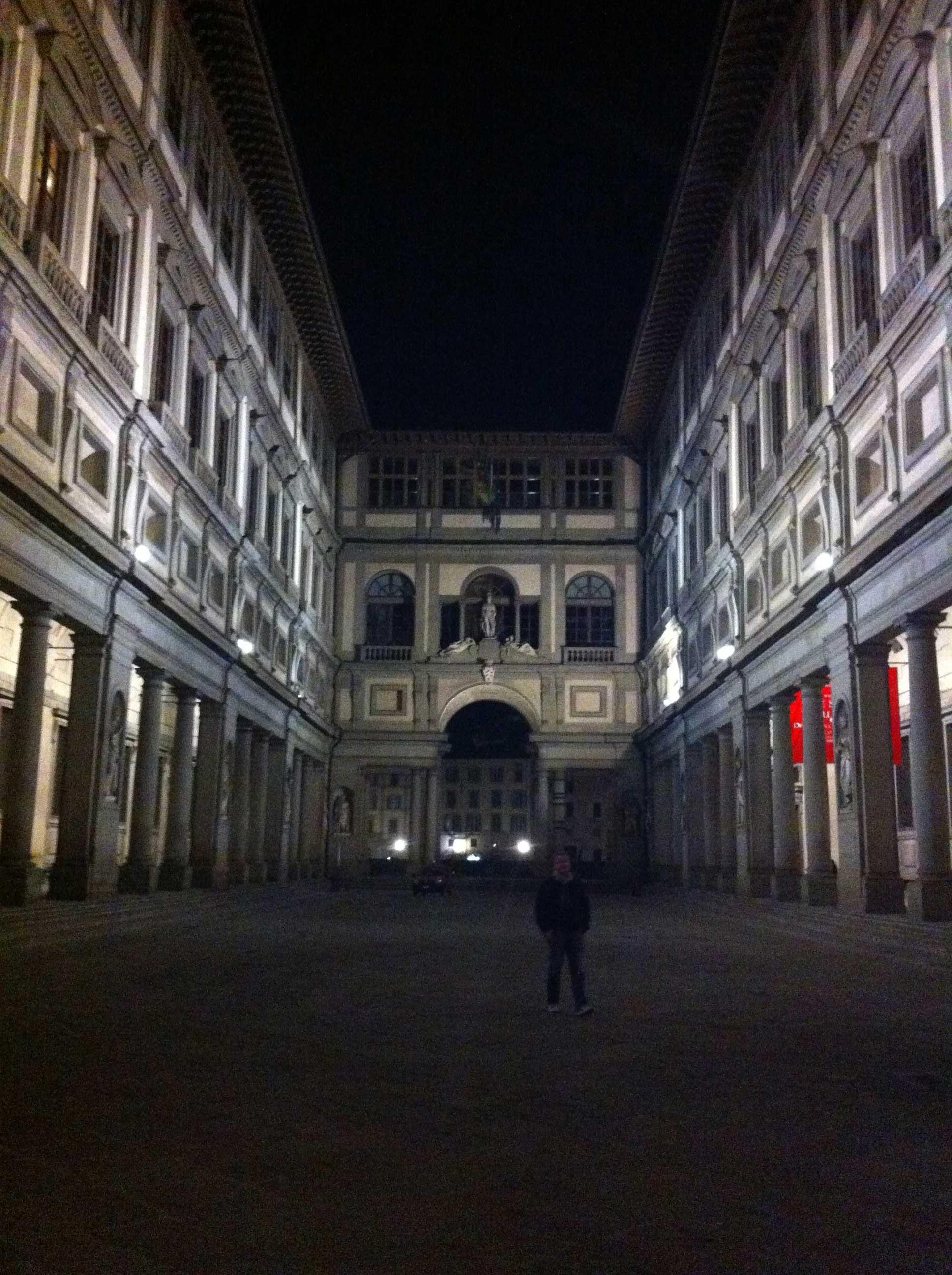 Pallazo Uffizi