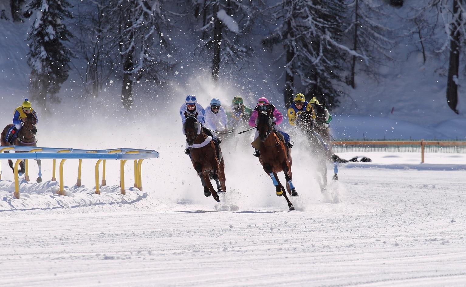 White Turf St.Moritz