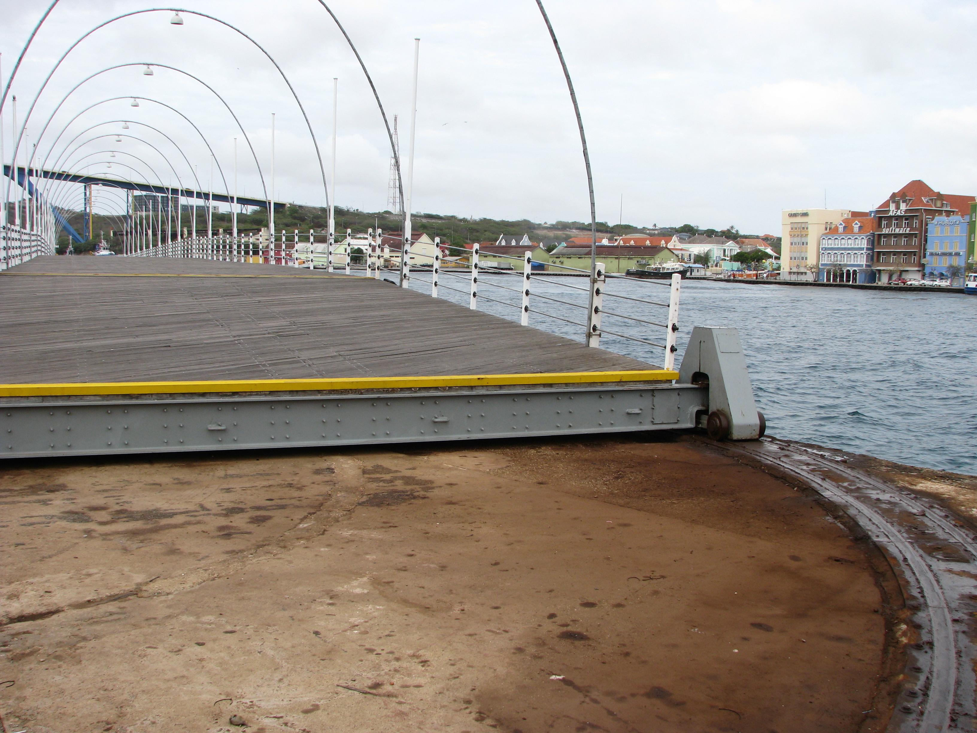 ponte fechada
