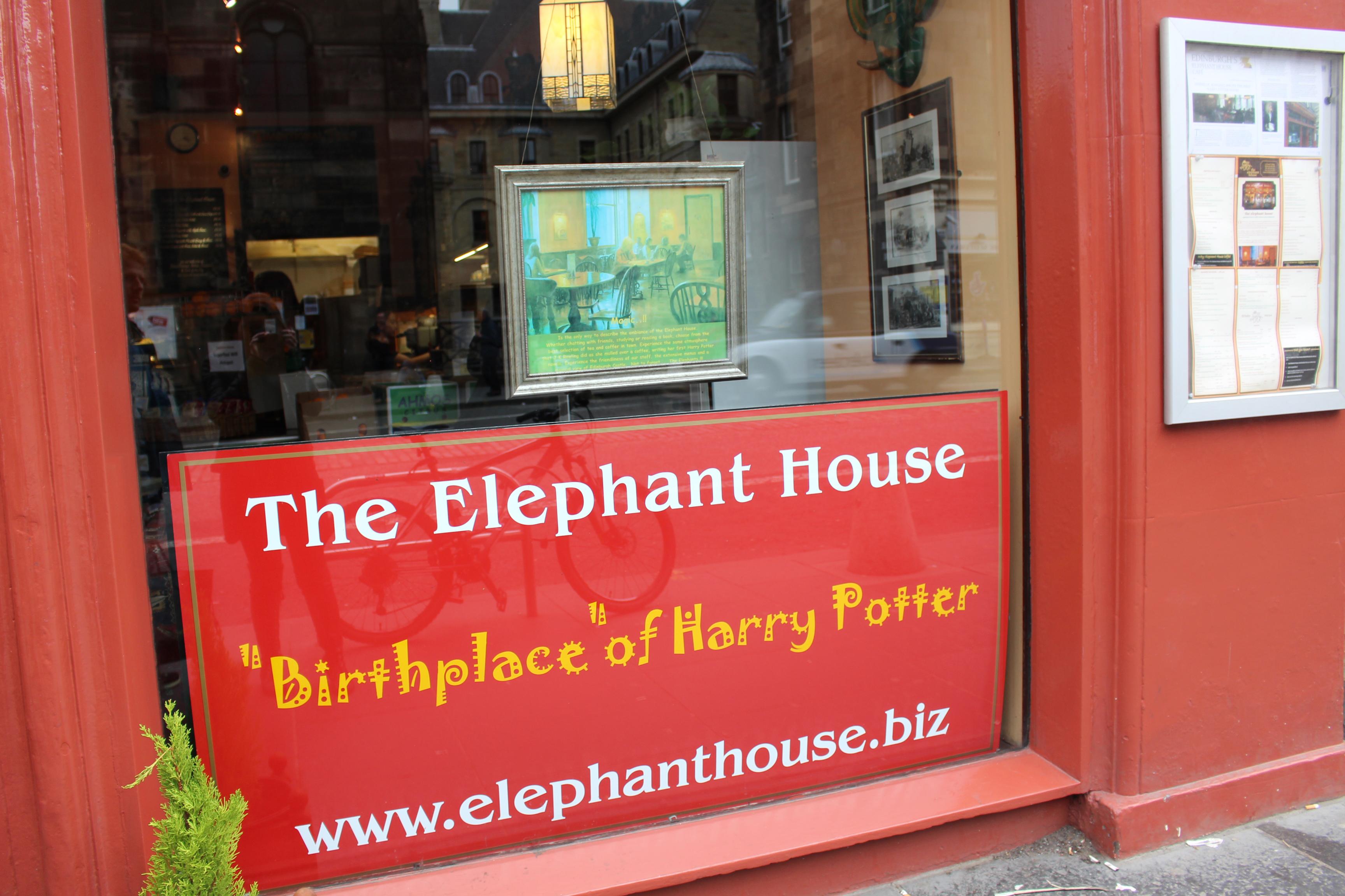 The Elephant House
