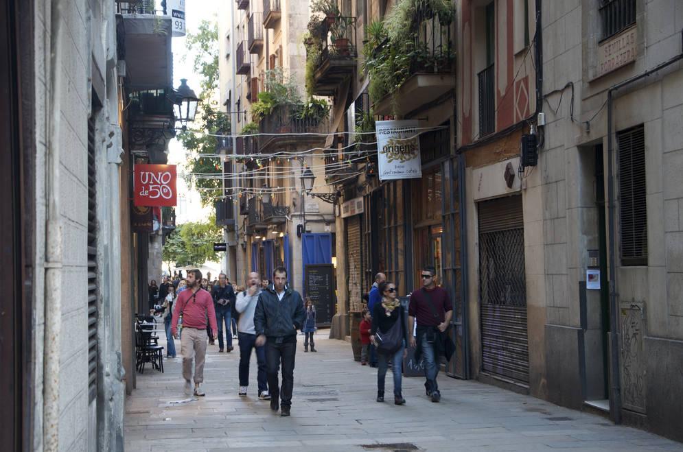 El Born/ Crédito foto: http://conexaomundo.com.br/el-born/