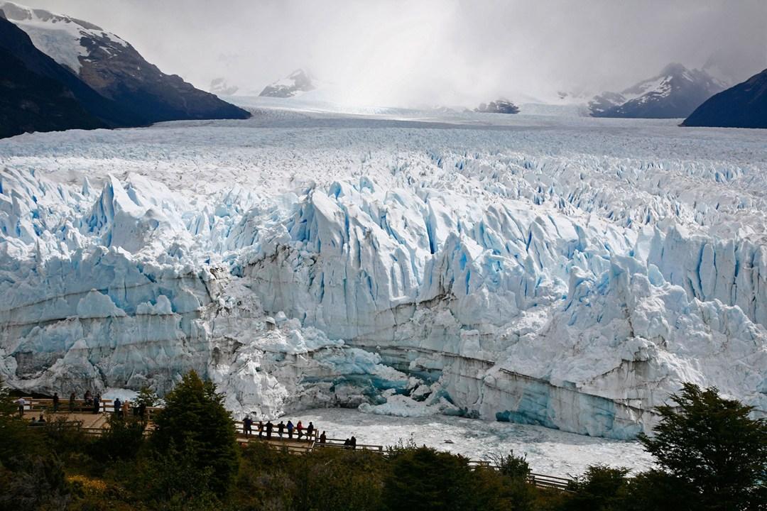 Parque Nacional dos Glaciares/ Crédito foto: Alamy