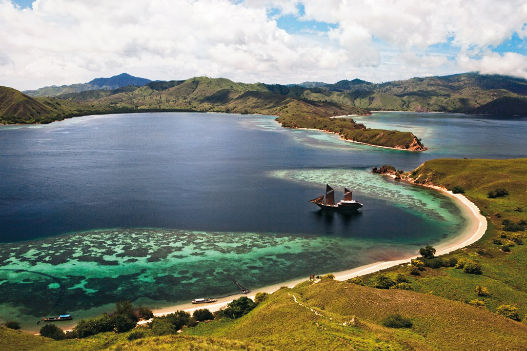 Ilha de Gili Lawa Darat/ Crédito foto: Christopher Wise