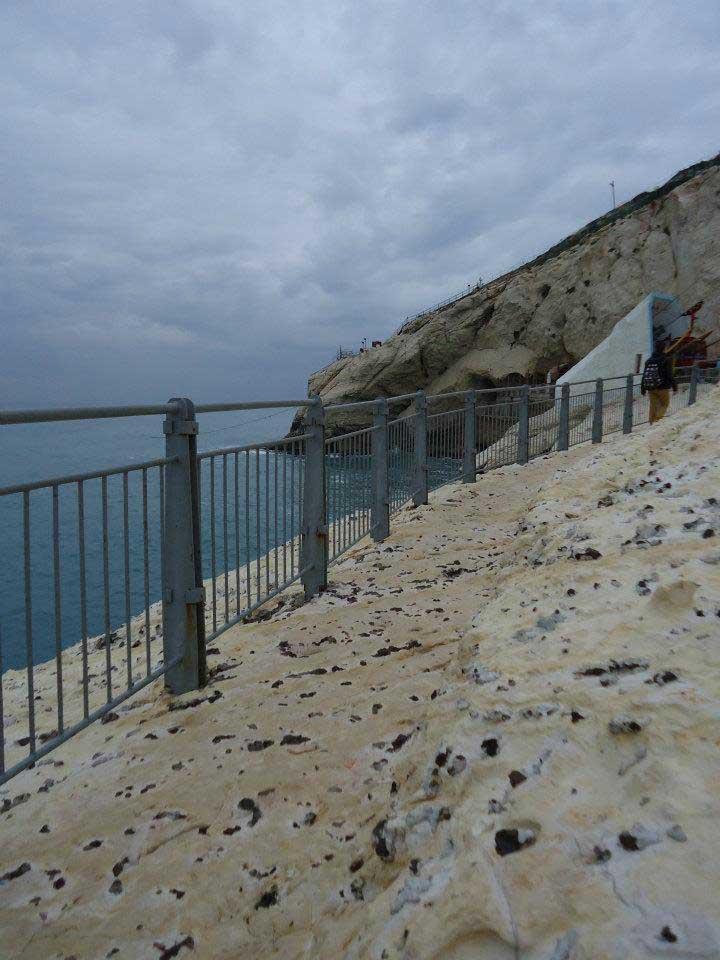 Fronteira com o Líbano