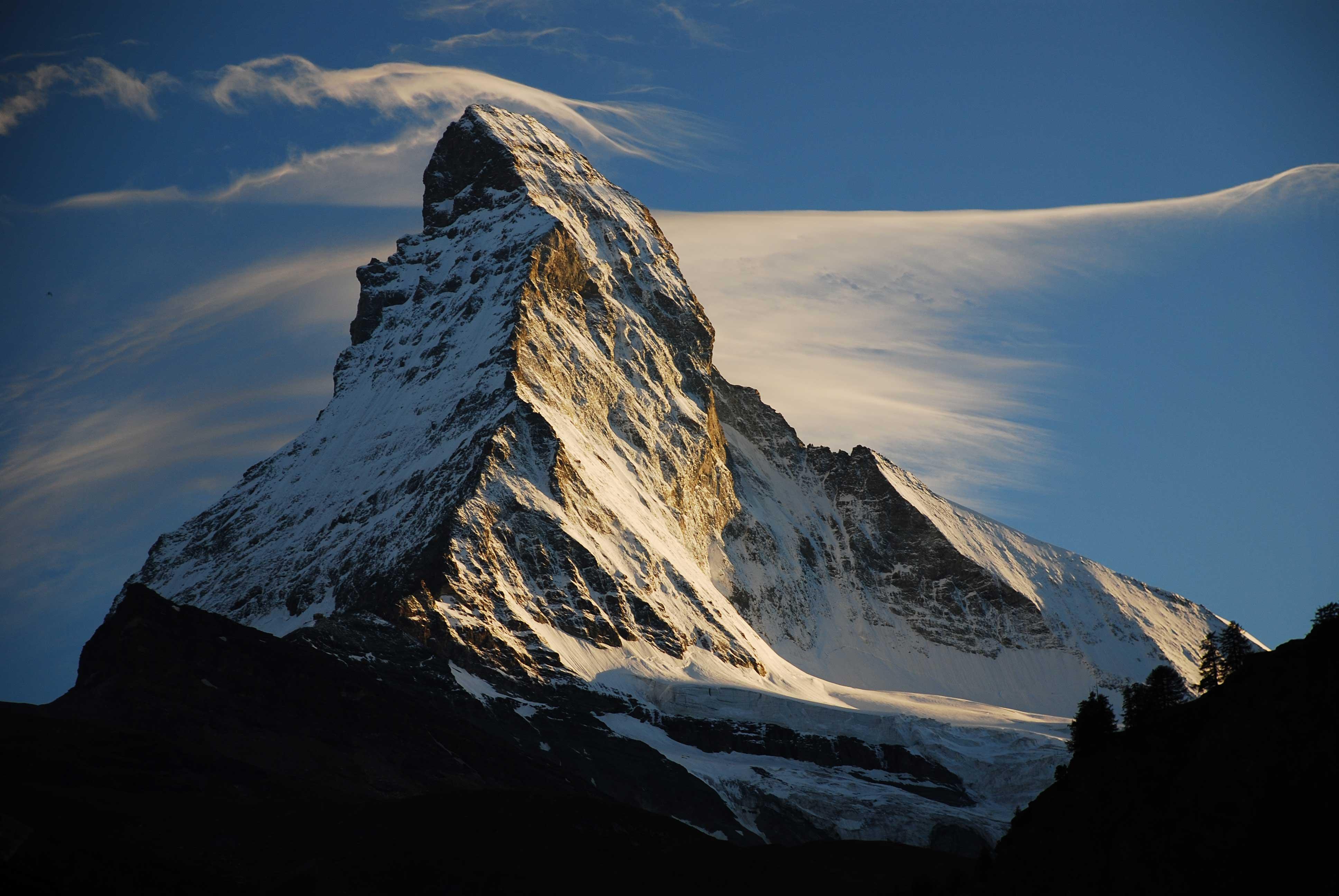 Matterhorn/ Crédito foto: http://www.summitpost.org/matterhorn-monte-cervino/150235