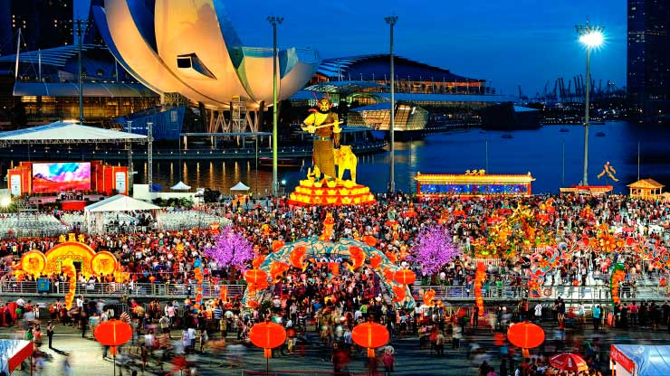 River Hongbao/ Crédito foto: http://www.yoursingapore.com/festivals-events-singapore/annual-highlights/river-hongbao.html
