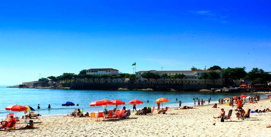 Forte de Copacabana/ Crédito foto: Ernesto Pletsch