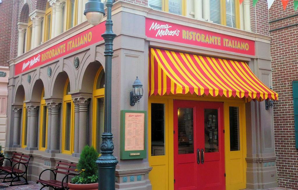 Crédito foto: http://diningatdisney.com/mama-melroses-ristorante-italiano/
