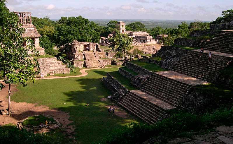 Ruínas maias/ Crédito foto: http://www.bigviagem.com/maias-as-famosas-ruinas/