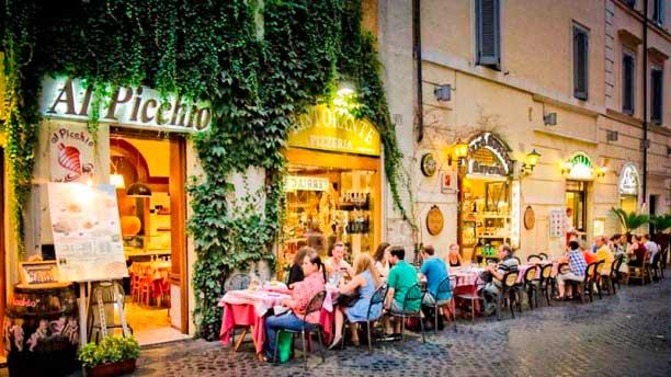 Crédito foto: http://www.thefork.it/ristorante/al-picchio/61339