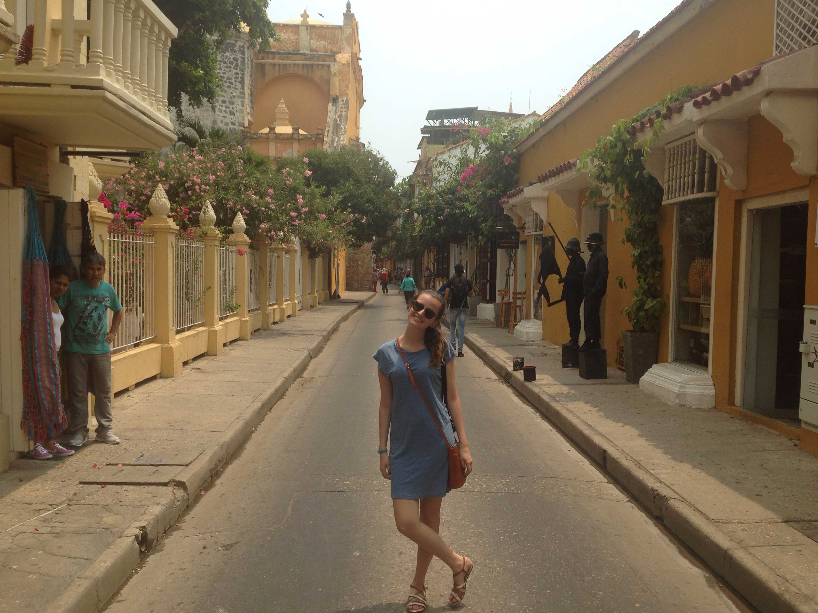 Centro histórico de Cartagena das Índias
