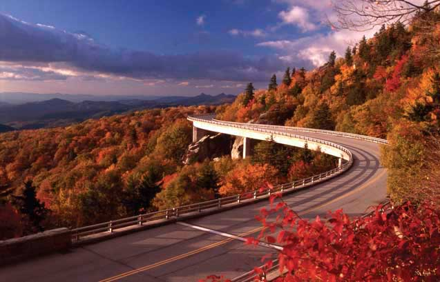 Blue Ridge Road/ Crédito foto: http://www.huffingtonpost.com/peter-mandel/the-appalachian-trail-by_b_8209430.html