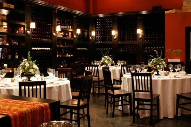 Crédito foto: http://la.osteriamozza.com/group-dining/