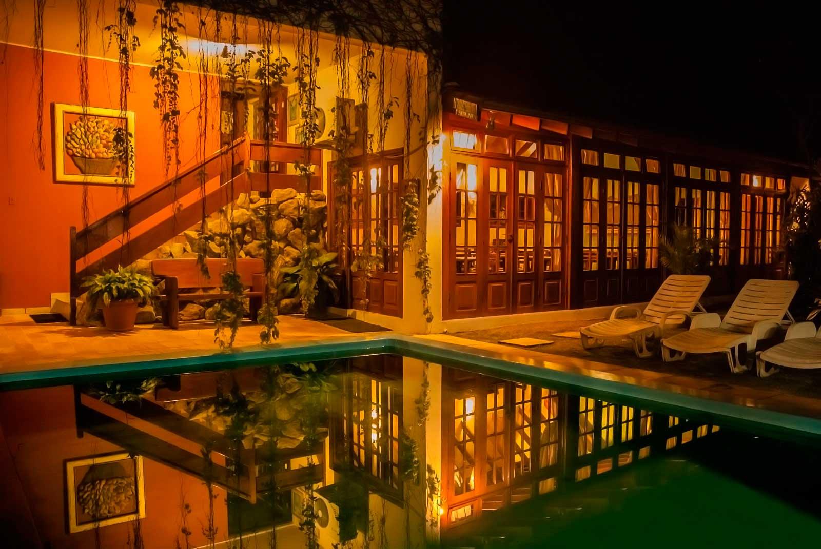 Crédito foto: Hotel Pousada São Rafael