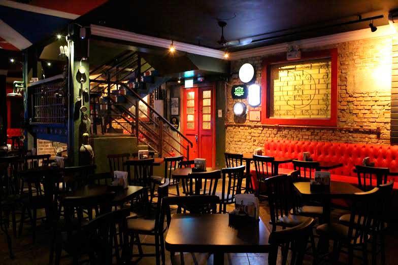 Crédito foto: divulgação Weiss British Pub