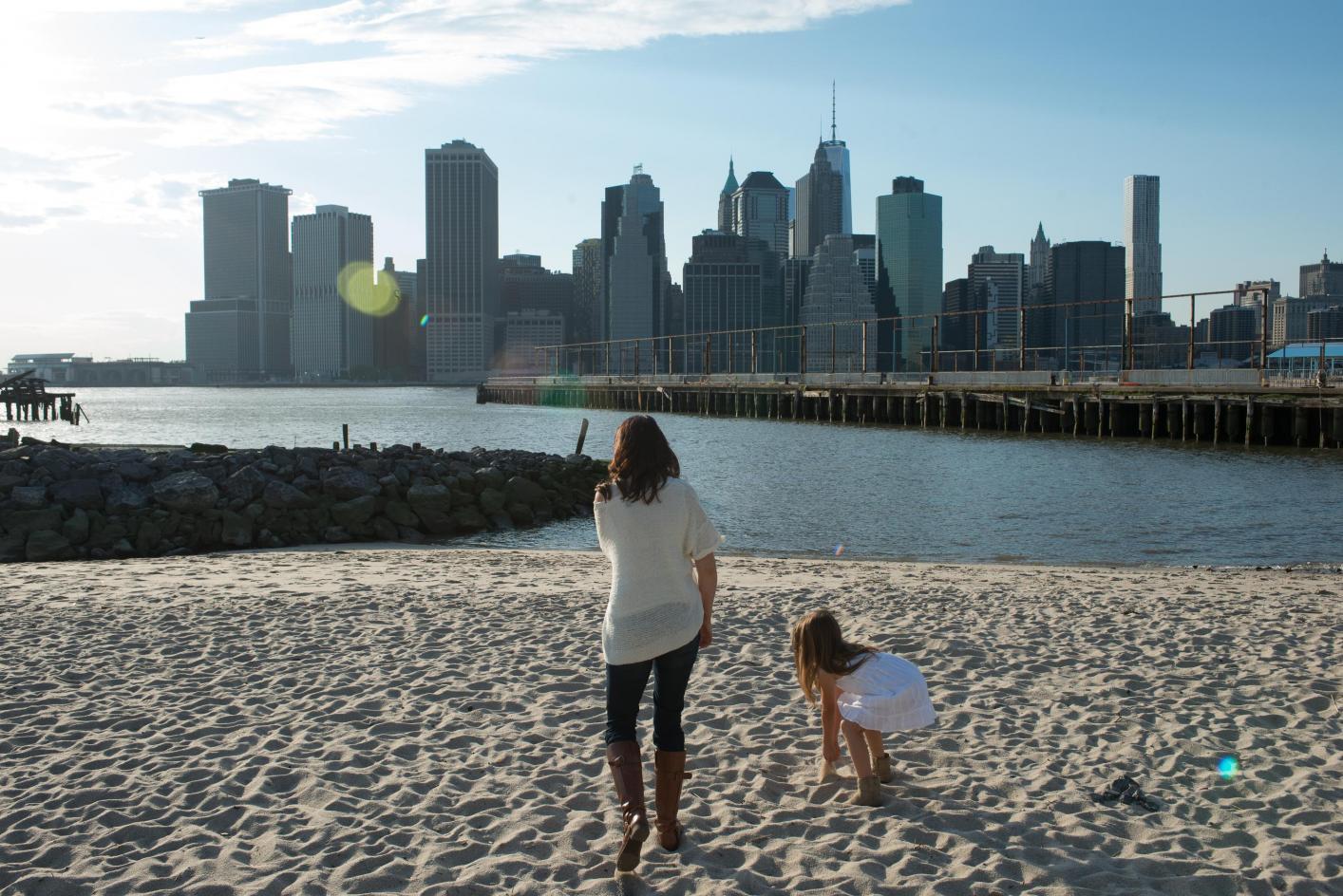 Crédito foto: http://www.brooklynbridgepark.org/park/pier-4-beach