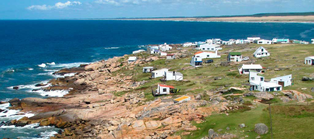 Cabo Polônio/ Crédito foto: http://oscaminhosdosul.blogspot.com.br/2013/02/uruguai-3-dia-cabo-polonio.html