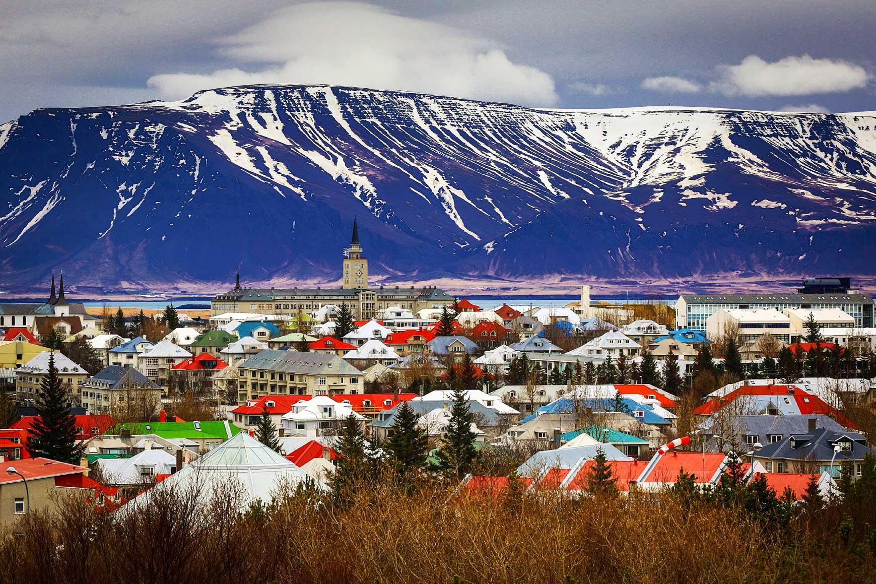 Reykjavik/ Crédito foto: http://blog.radissonblu.com/top-8-reykjavik-festivals-2015/