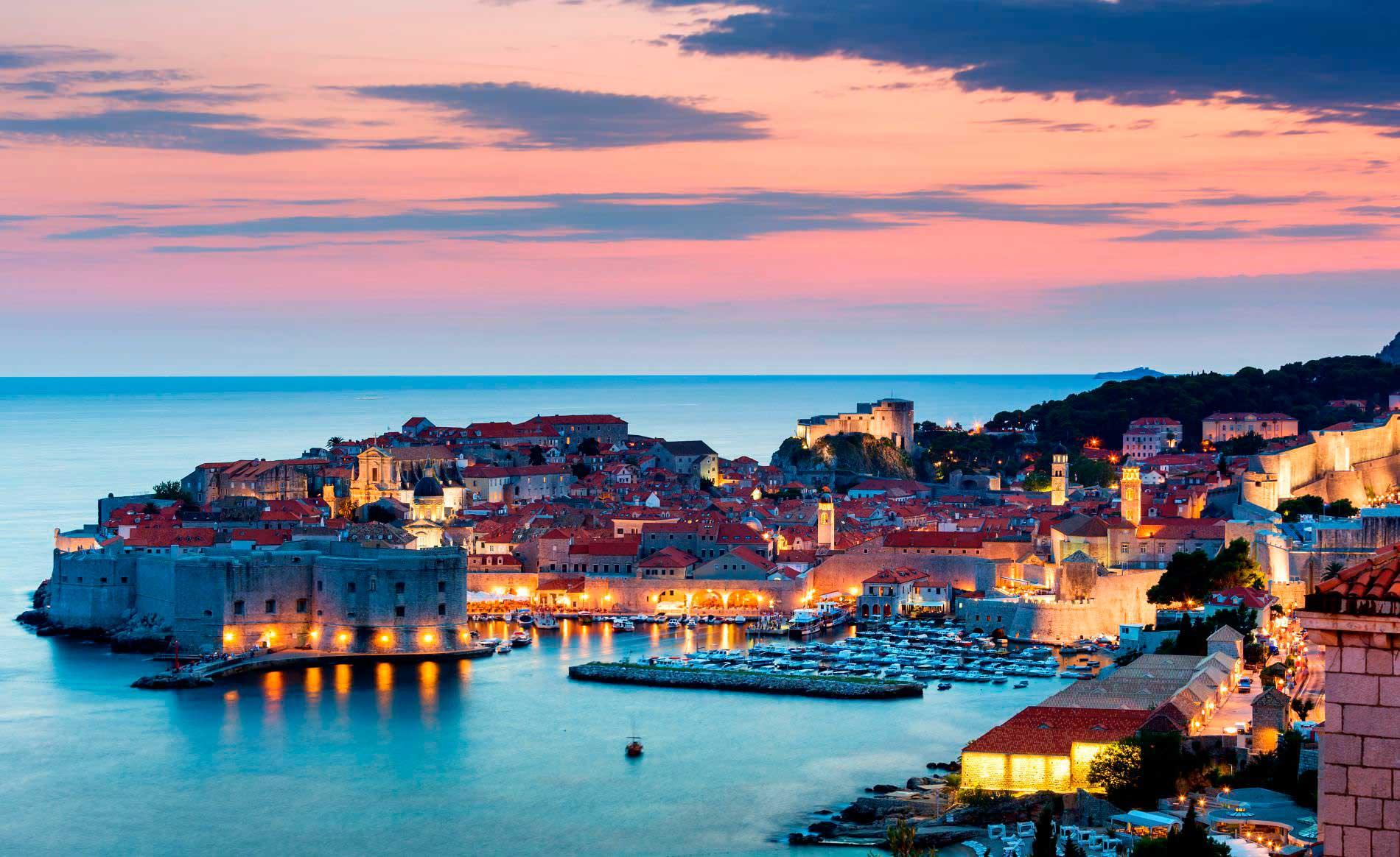 Dubrovnik/ Crédito foto: http://www.loucoporviagens.com.br/destinos/europa/croacia/dubrovnik/