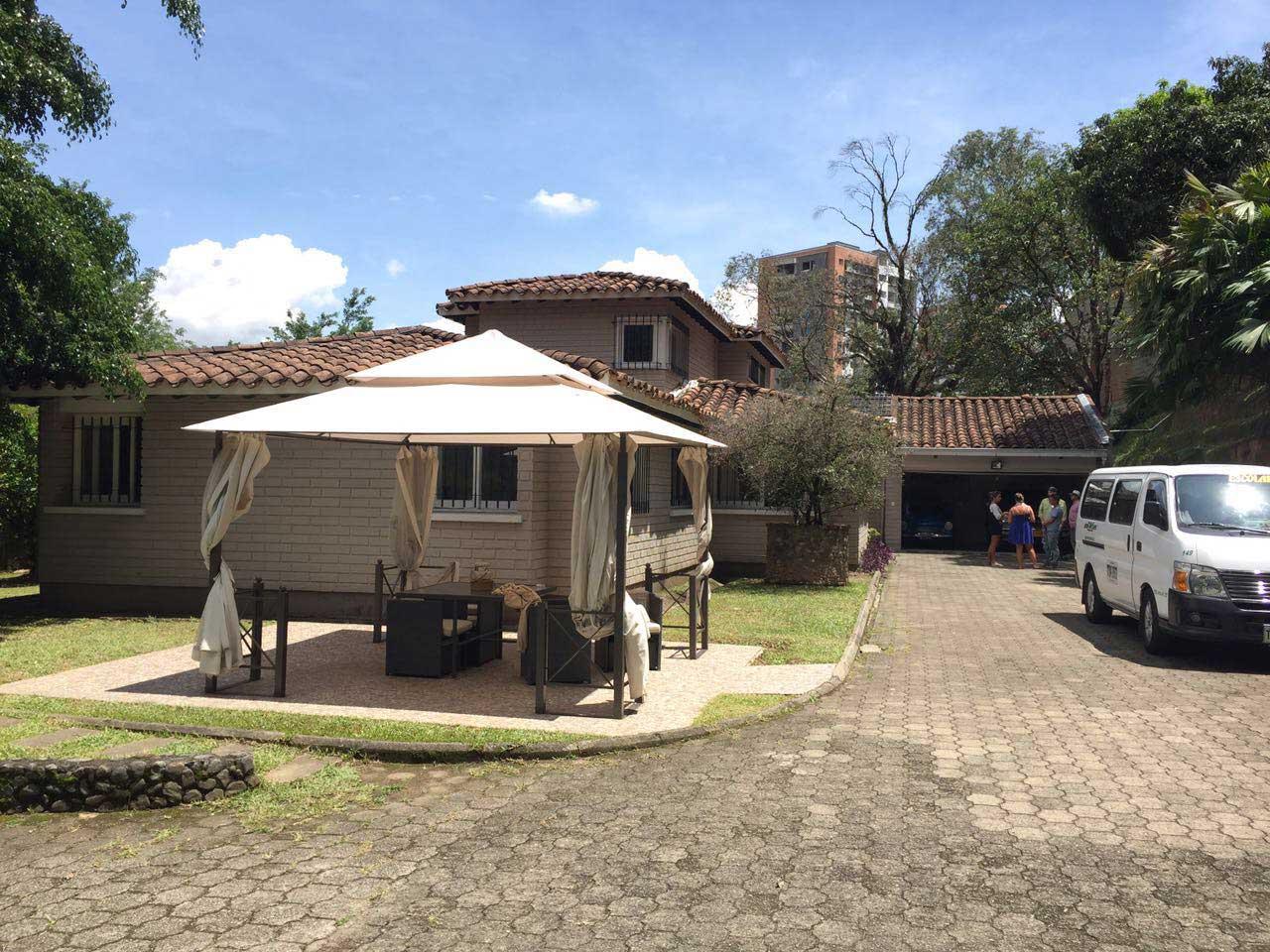 Casa Museo Pablo Escobar