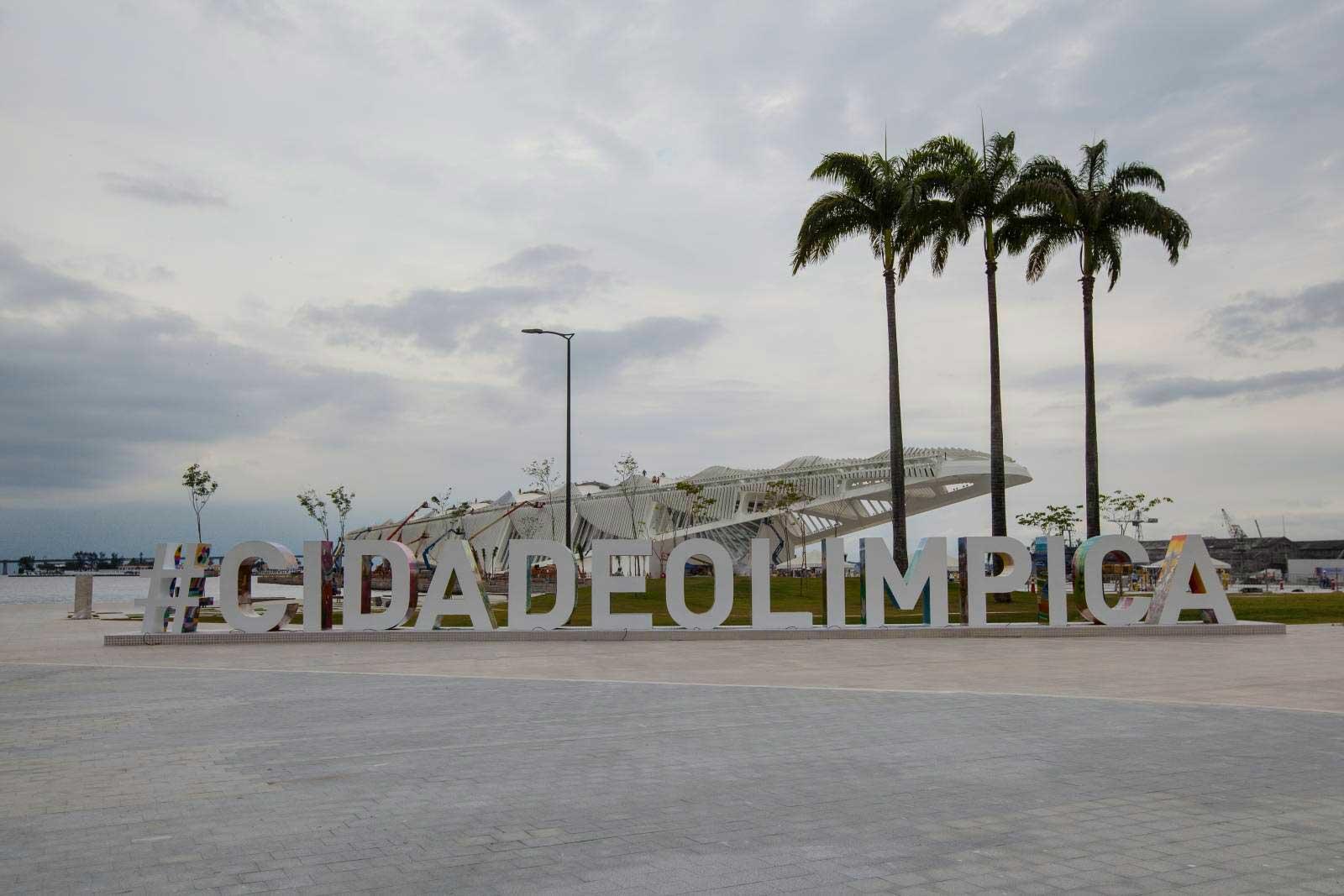 Crédito foto: divulgação Cidade Olímpica