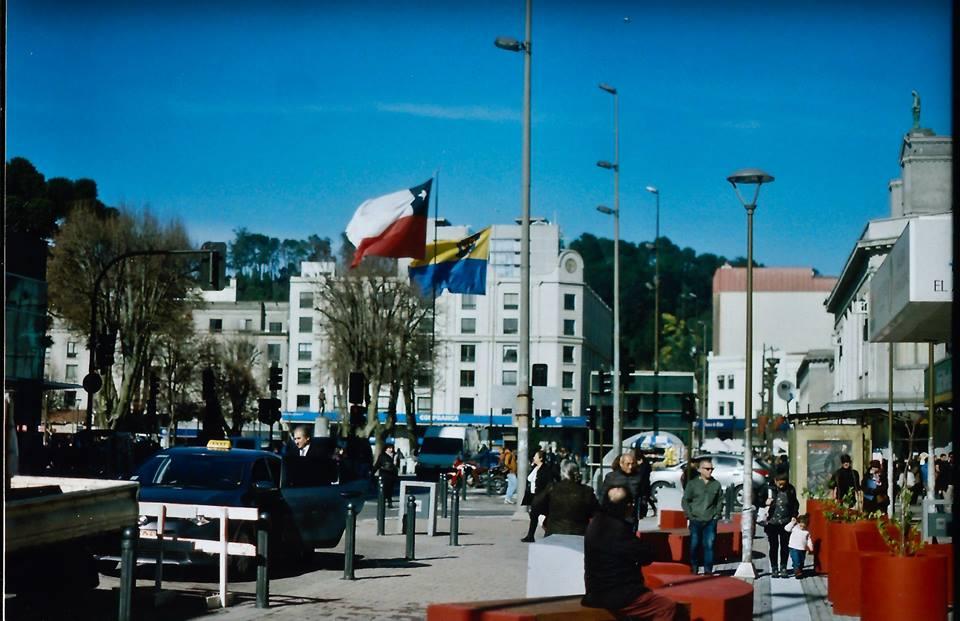 Praça da Independência, também conhecida como Plaza de Armas