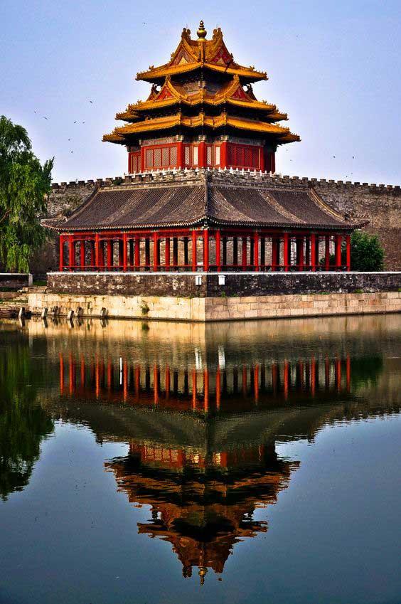 Cidade Proibida, na China/ Crédito foto: https://br.pinterest.com/pin/483362972481986010/