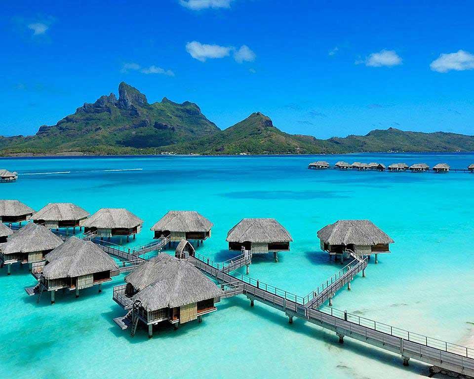 Crédito foto: reprodução Facebook Tahiti Tourisme