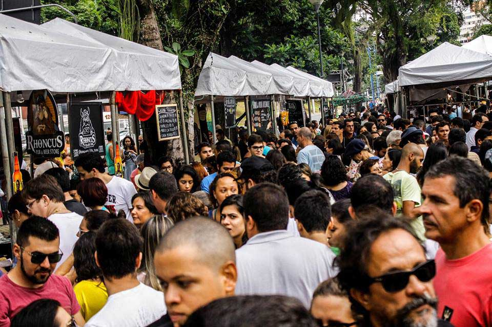 Crédito foto: divulgação Facebook Feira da Cidade