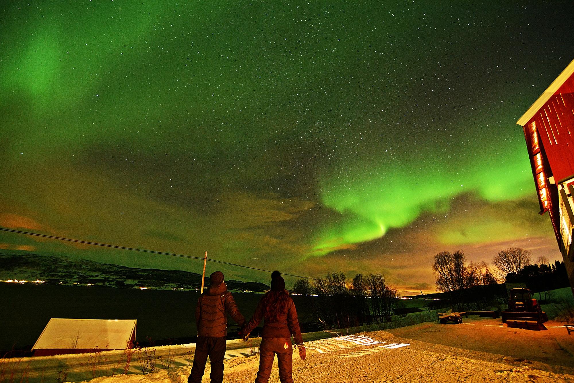 Aurora Fazenda Tromso 2