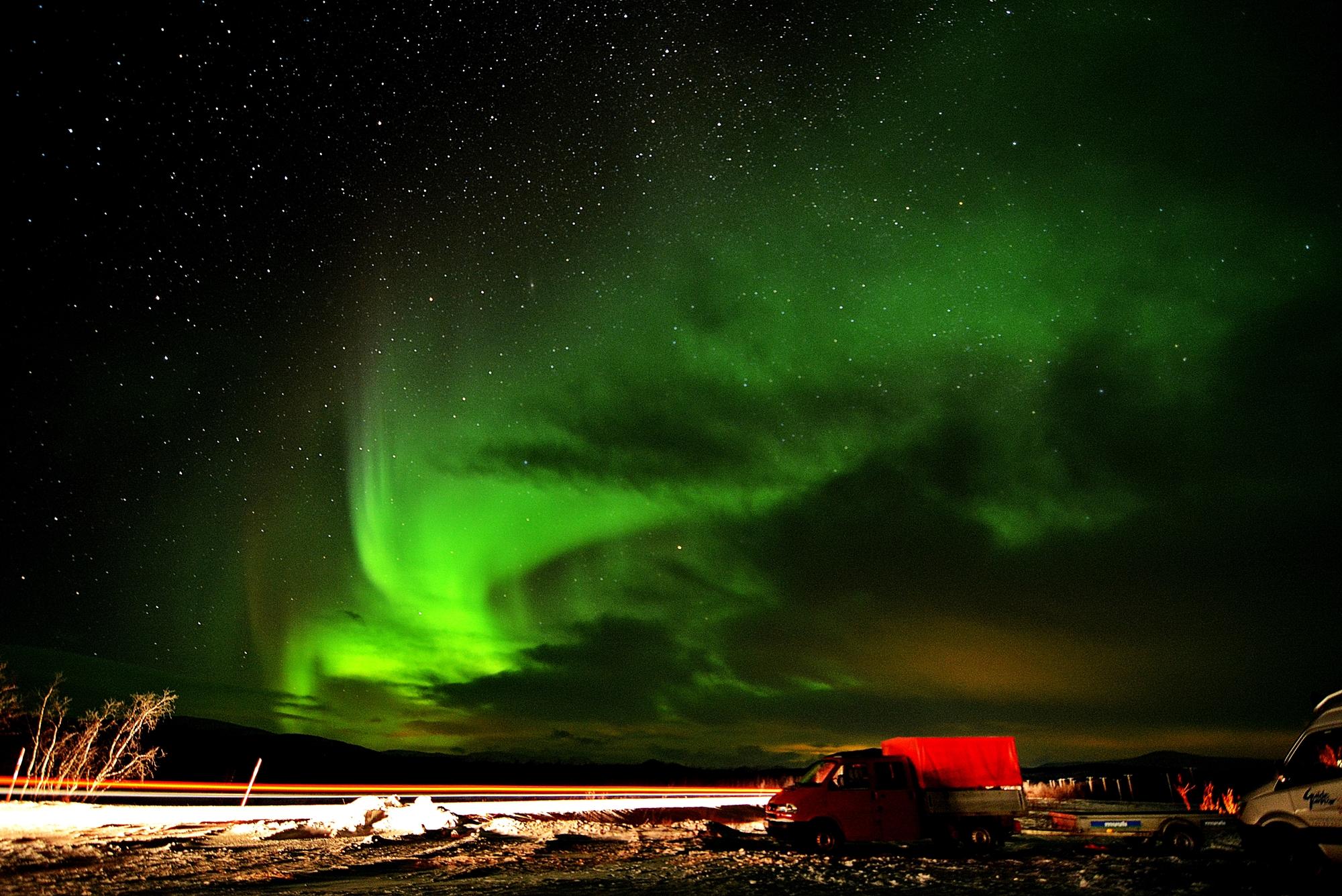Aurora Finlândia