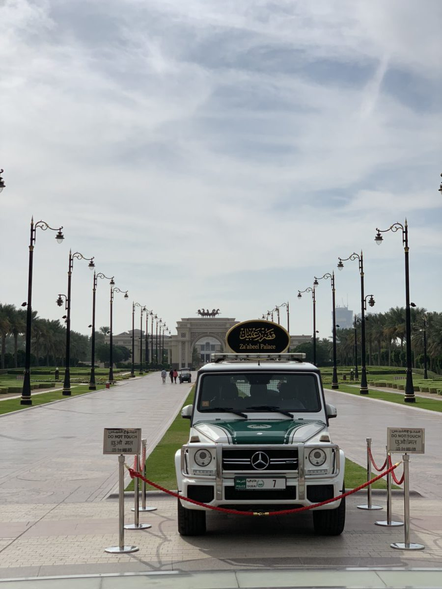 The King Palace in Dubai