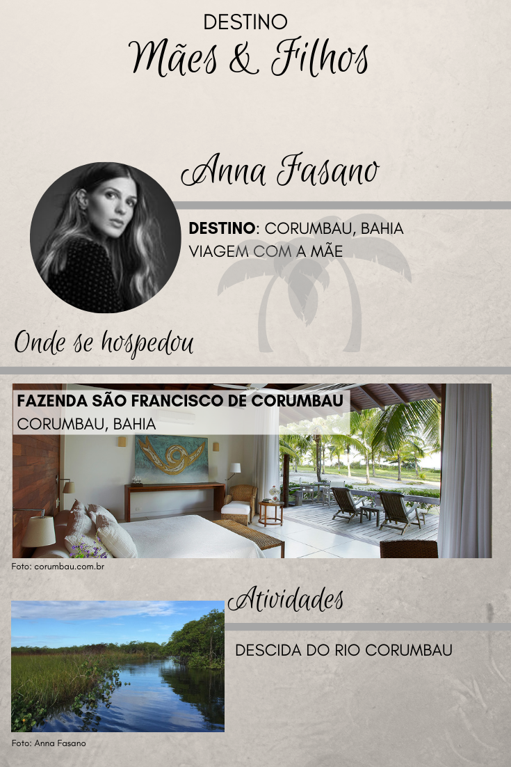 Anna Fasano | Viagem para Bahia