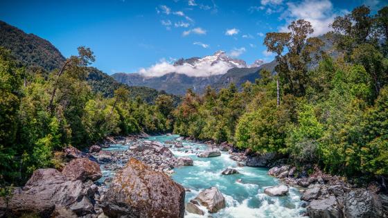 Parques Nacionais do Chile