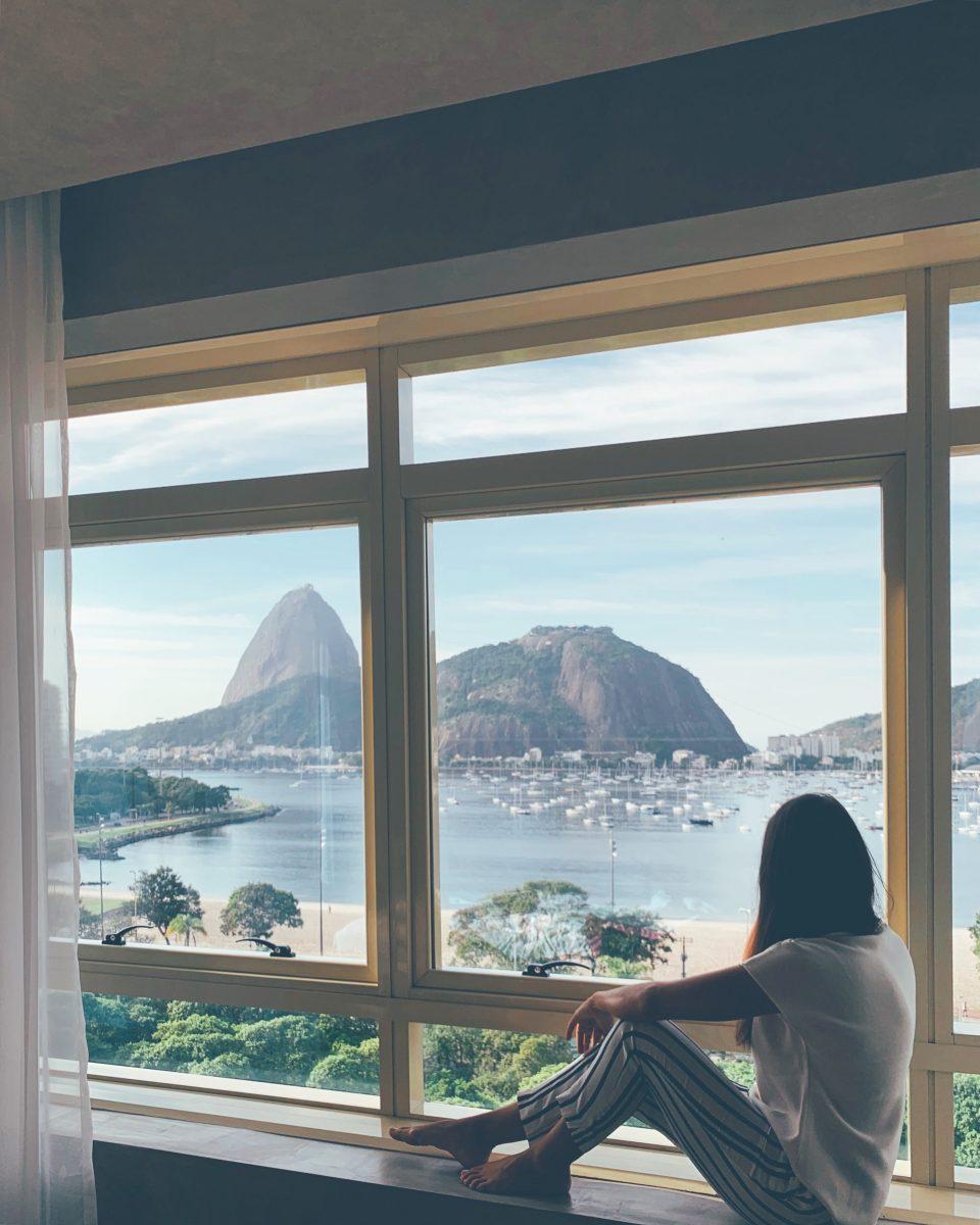Vista Hotel Yoo2 Rio