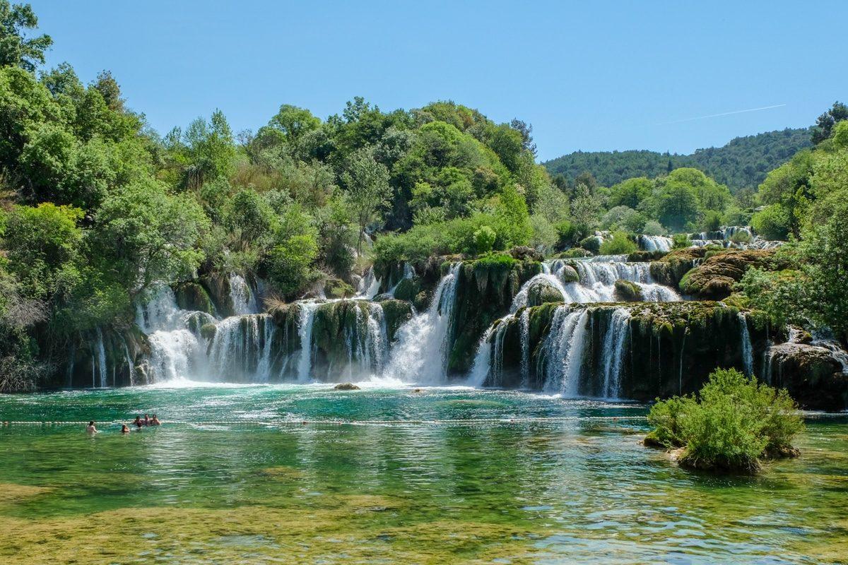 Parques Nacionais da Croácia