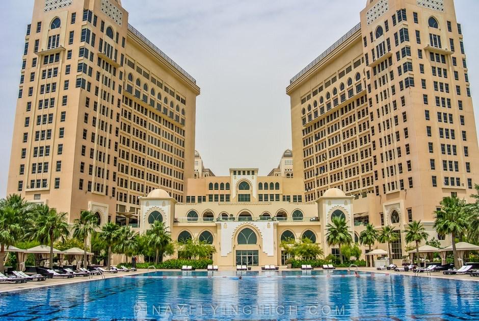 St Regis Hotel in Doha