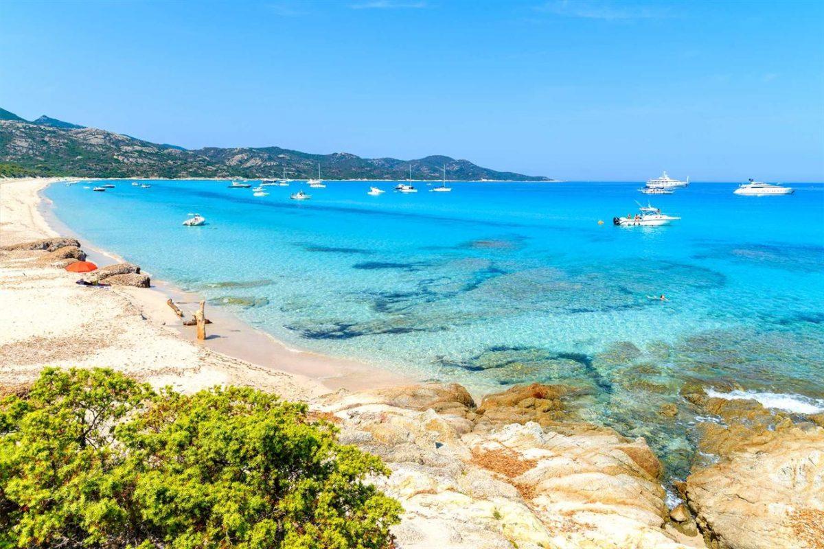 Plage de Saleccia Corsica